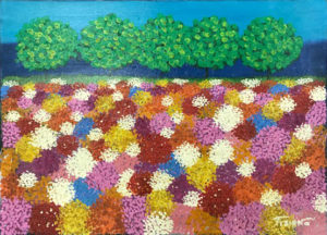 Tiziano – Alberi e fiori
