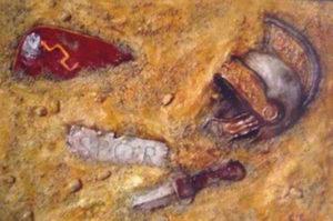 Cesare Figuccio – La caduta dell'impero romano