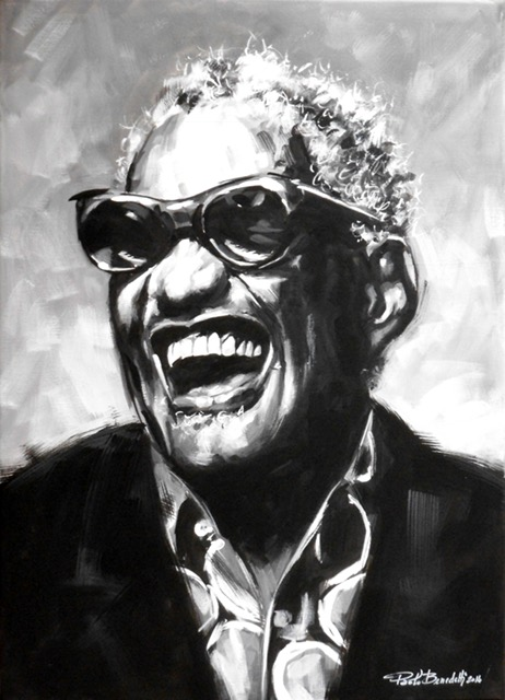 Paolo Benedetti – RAY CHARLES