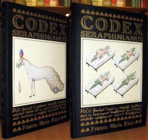 Codex Seraphinianus – FMR