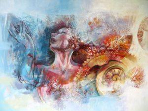 Marisa Falbo – Elogio al fiore della vita