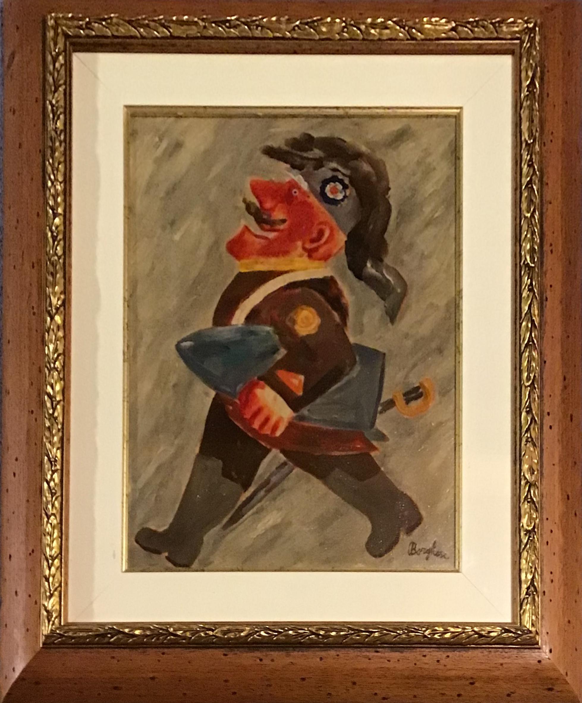 Franz Borghese – Trittico