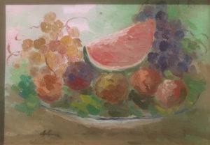 Guido Guidi – Composizione di frutta