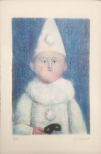 Antonio Bueno – Pierrot