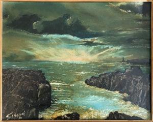 Semacchi – Paesaggio marino
