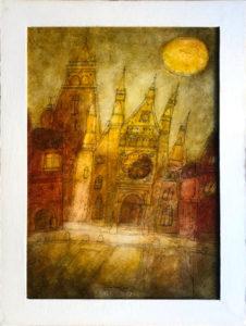 Gianni Bruni – Il sole sulla cattedrale