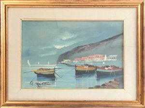 Raffaele Maietta – Paesaggio marino