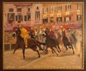 Moreno Gennaro – Palio di Siena