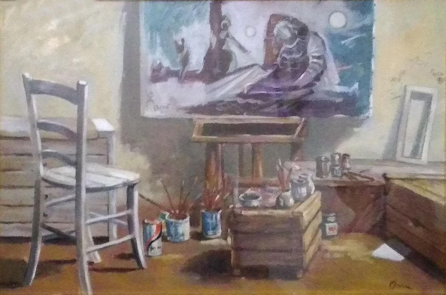 Giancarlo Orrù – Studio