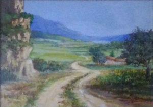 Giancarlo Orrù – Paesaggio