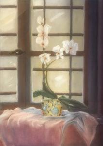 Anna Maria Garibotti – Fiori sul davanzale