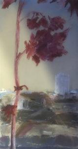 Anna Maria Garibotti – Foglie rosse