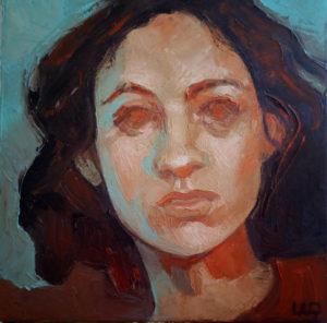 Aquaro Linda – Ritratto di donna