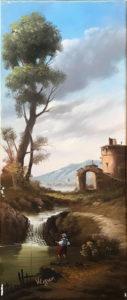 Wagner – Paesaggio fiammingo