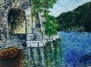 Antonella Arianna Appiani – Casa sul lago