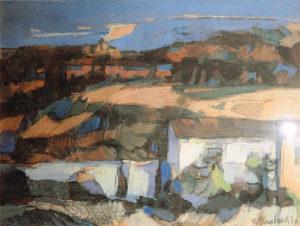 Ugo Rambaldi – Paesaggio