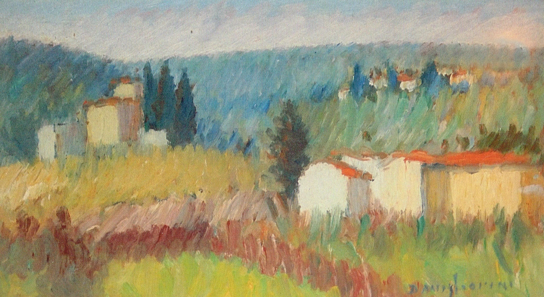 Dino Migliorini – Paesaggio