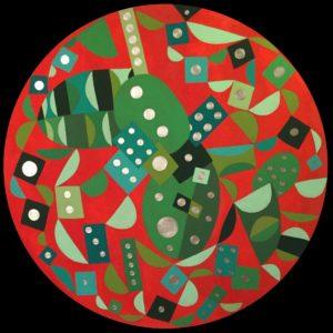 Paola Magrini  – Disco rosso
