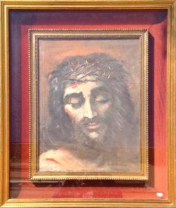 Catello Ruoppolo – Studio per il volto santo