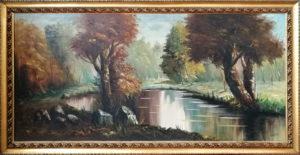 Montini – Lungo il fiume