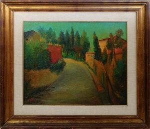 Otello Fabri – Paesaggio umbro