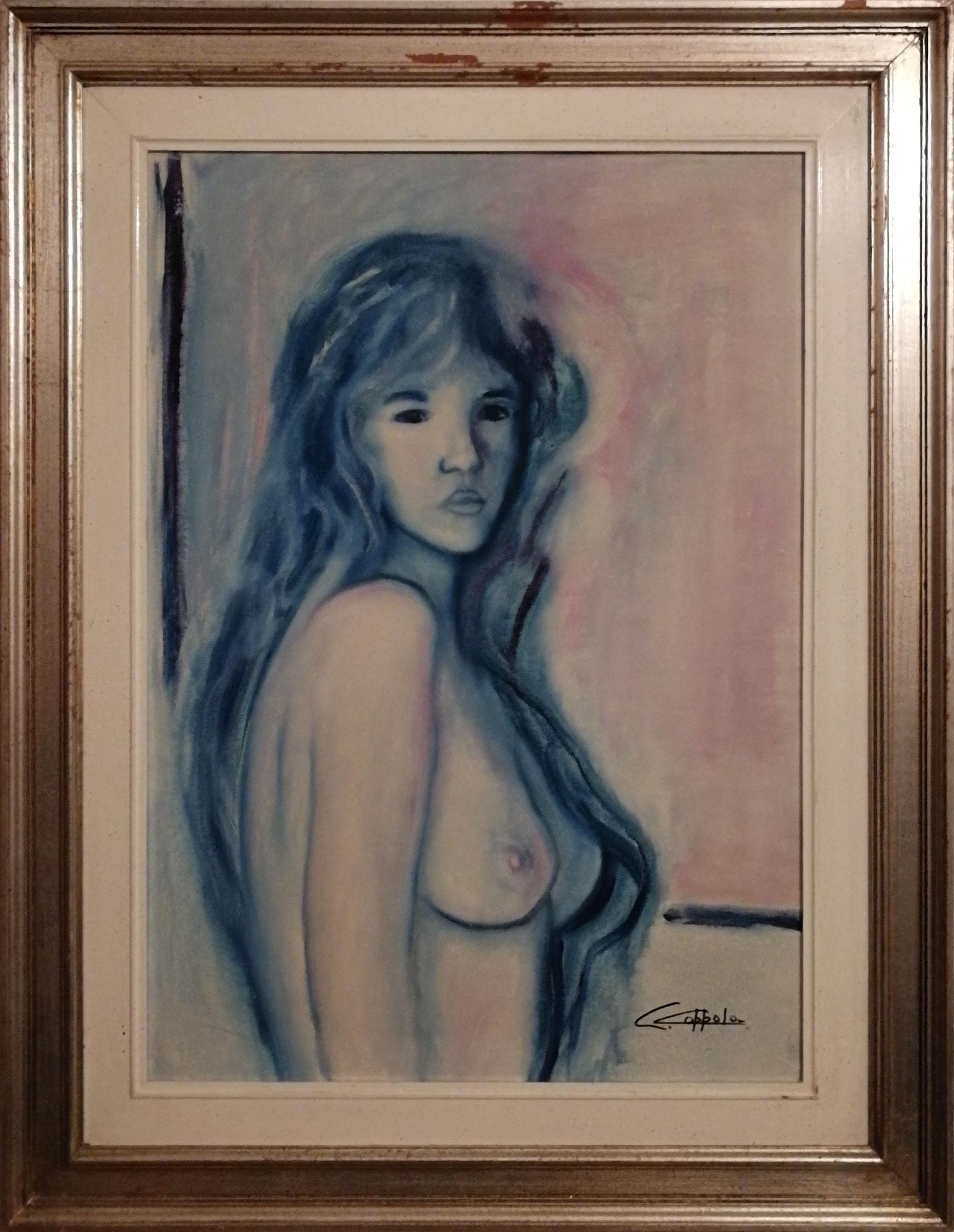Clara Coppola – Nudo alla finestra