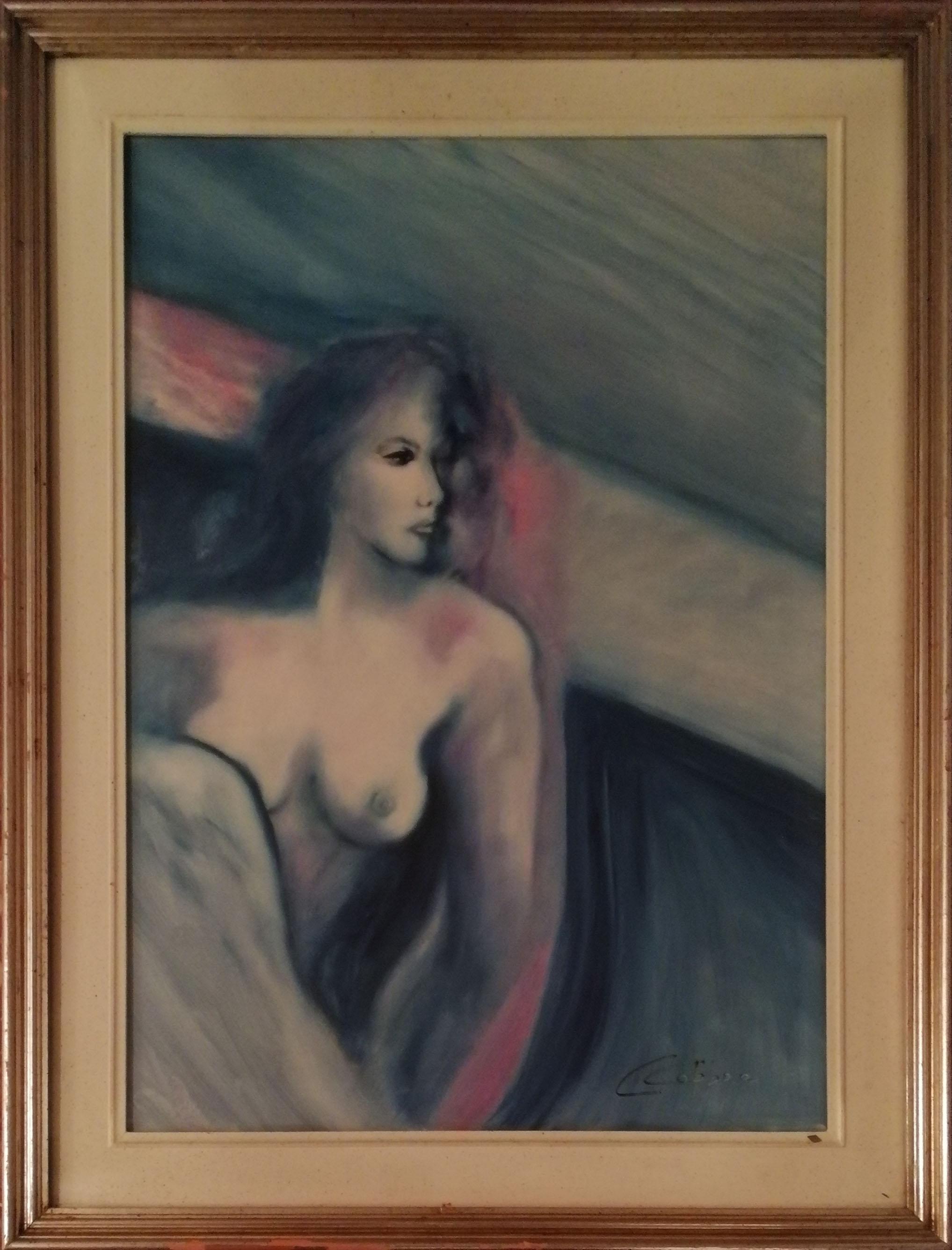Clara Coppola – Nudo di donna