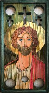 Paula Tudor – Volto di Cristo