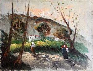 A. Martini – Paesaggio