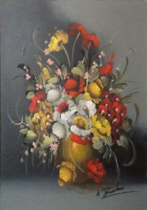 Angelo Bondani – Fiore fiammingo