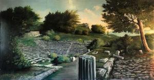 Giancarlo Nardecchia – Anfiteatro del Tuscolo