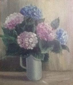Femaroli – Vaso di fiori
