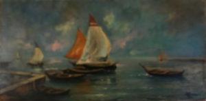 Renato Nembrini – Le barche