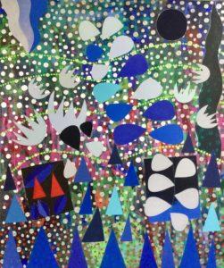 Paola Magrini  – L'indifferenza dei triangoli