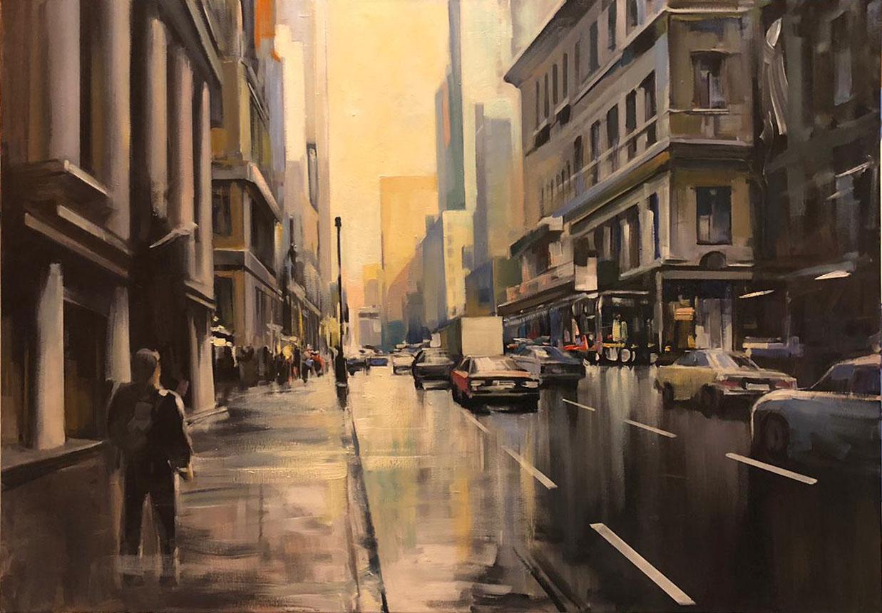 Alexei Lungu – New York