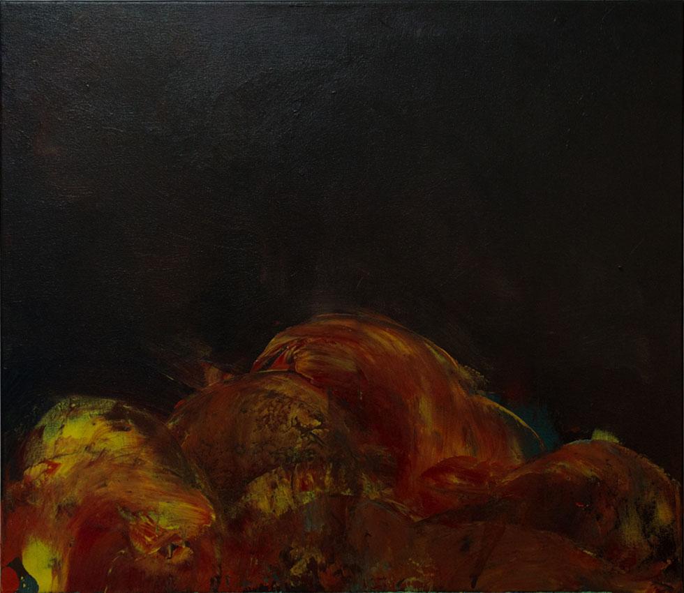 Gustavo Alves – Il colore del rosso