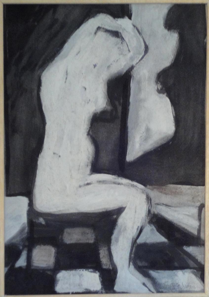 Aristide Gattavecchia – La Modella