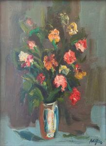 Attilio Alfieri – Mazzo di fiori