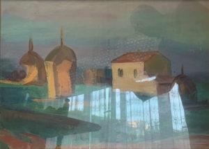 Attilio Alfieri – Pagliai  a Loreto