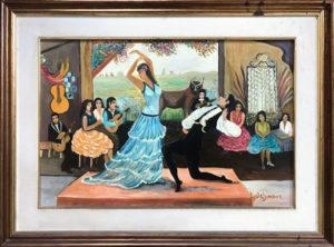 Lydia De Simone – Ballerina di flamenco