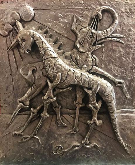 Salvador Dalì – La nascita degli animali