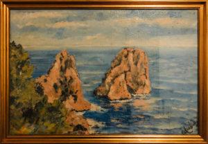 Artista sconosciuto – Faraglioni di Capri