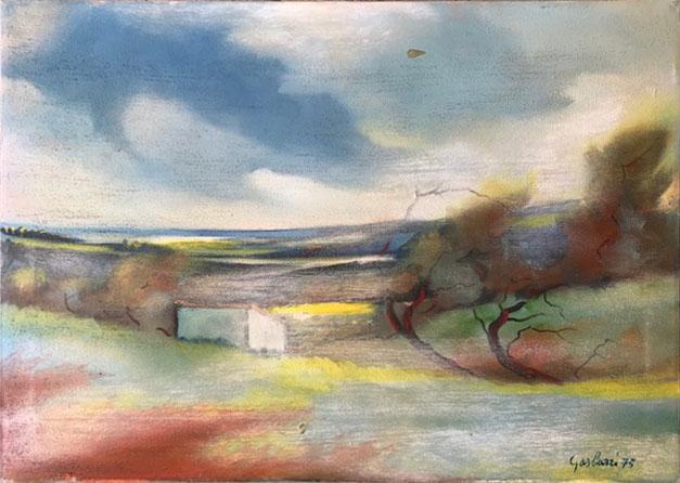 Luciano Gasbarri – Paesaggio