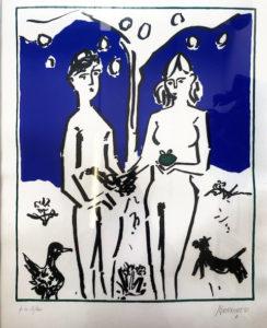 Sante Monachesi – Adamo ed Eva