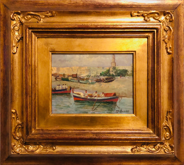 Artista sconosciuto – Barche
