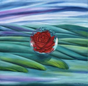 Marisa Mecagni – Il mondo in una bolla di sapone