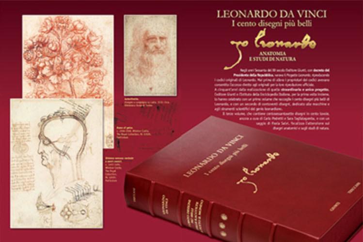 Leonardo i cento disegni più belli – Treccani