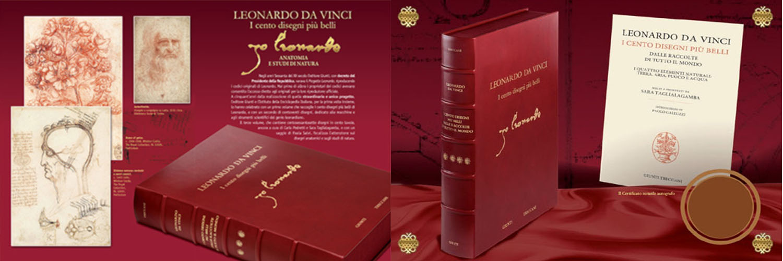 Leonardo i cento disegni più belli vol. 3 e 4 – Treccani