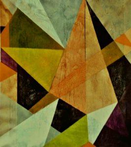 Carla Battaglia – Velature su nero