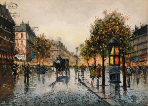 De Simone – Parigi